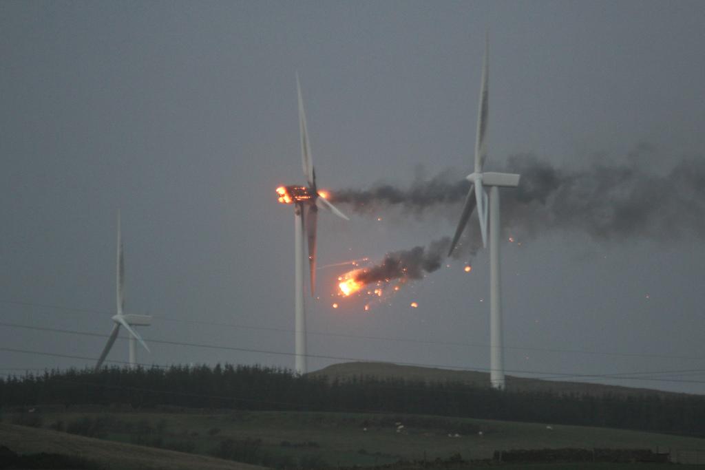 Mekanism wind turbine