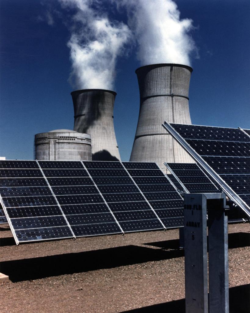 Solar Pollution 1